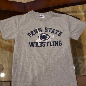 Boys Size S Youth Penn State wrestling tshirt